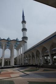 Blue Mosque minaret