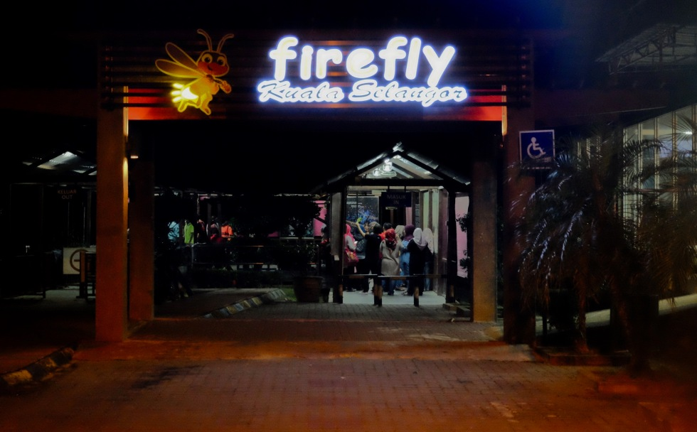 Kampung Kuantan Firefly pier - entrance_1