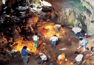 Excavation of Gua Gunung Runtuh (GGR)