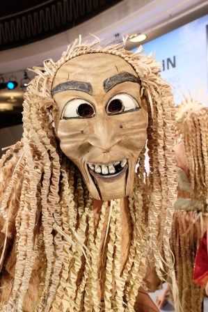 Mah Meri Mask Man