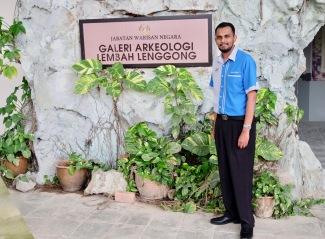 Sanjai Kumar, Curator, Lenggong Archeological Museum