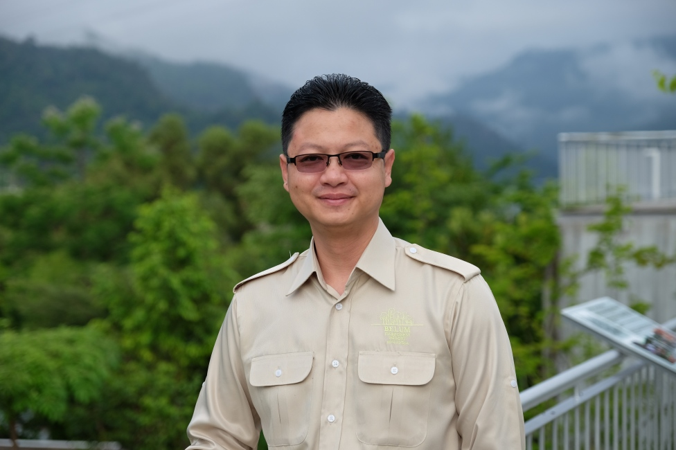 Wan Azhar Wan Hamizan - General Manager, Royal Belum Resort