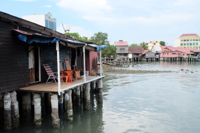 Chew Jetty, George Town, Penang