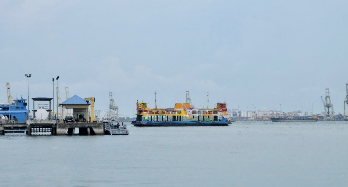 Ferry - George Town