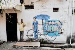 George Town Street Art, Penang