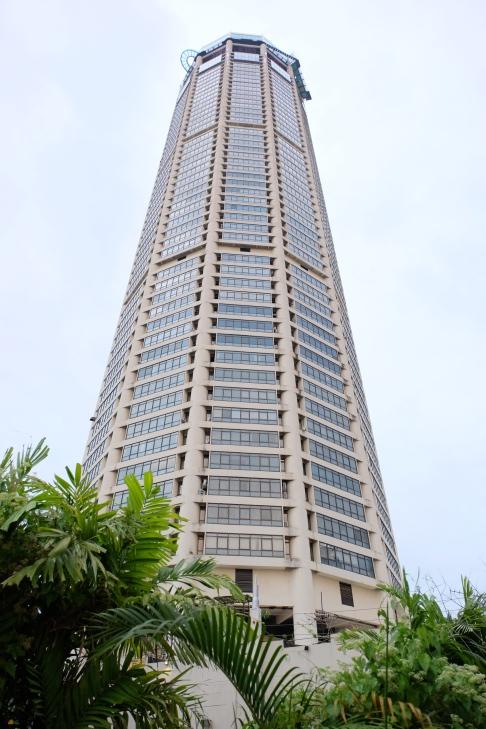 KOMTAR building, George Town, Penang