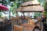 Tropical Spice Garden cafe terrace