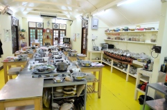 Tropical Spice Garden cookery school kitchen