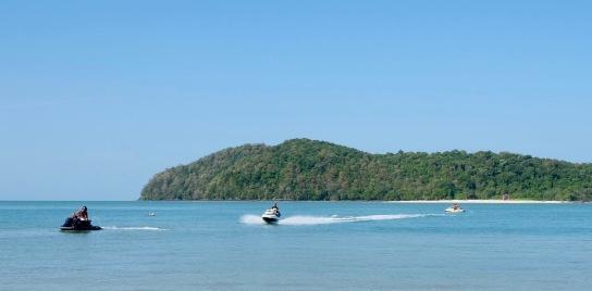 Jet Ski Fun in Langkawi_2