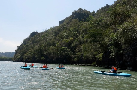 Kayaking in Langkawi_1