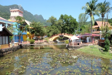 Oriental Village, Langkawi (departure point for cable car)