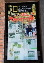 Posters at Penang War Museum