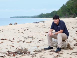 Aaron Gan Chai Heng - Tourism Malaysia