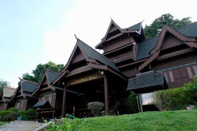 Melaka Sultanate Palace Museum