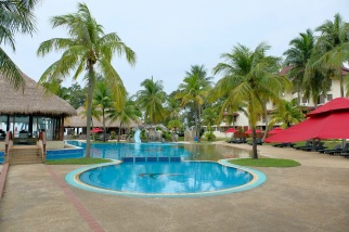 Poolside - Sand & Sandals Resort – Desaru Coast