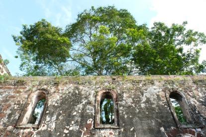 St Pauls Church Malacca