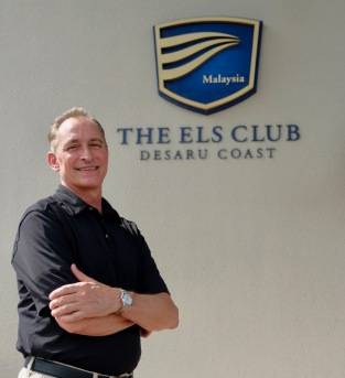 Stephen Havrilla - General Manager of The Els Club Malaysia
