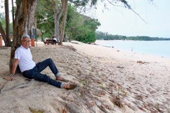 Tengku Faisal - General Manager - Sand & Sandals
