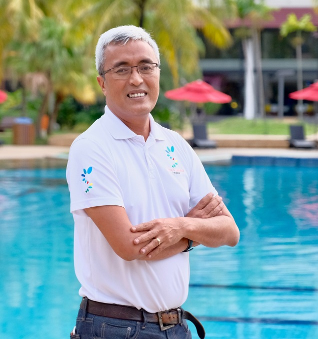 Tengku Faisal - General Manager - Sand & Sandals