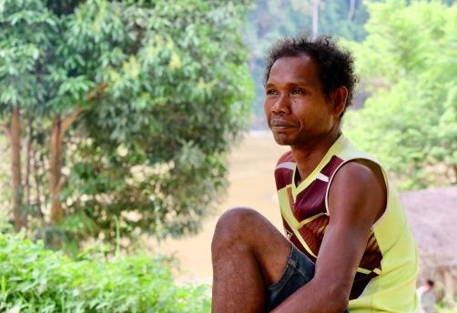 Portrait - Orang Asli - Taman Negara