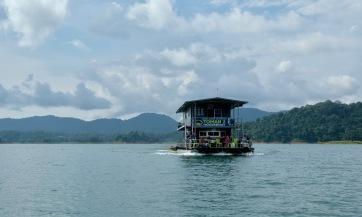 Kenyir Houseboat 2