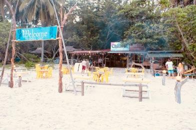 Beach restaurant - Perhentian