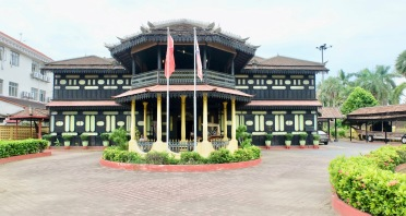 Jahar Palace Kota Bharu