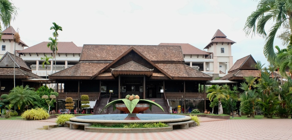Kota Bharu craft village