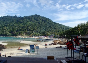 Long Beach - Perhentian