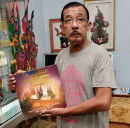 Pak Daim and his book on shadow play