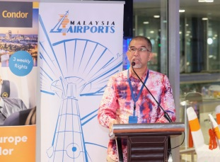 Muhammad Bakhtiar Bin Wan Chik, Deputy Minister of Tourism, Arts and Culture Malaysia