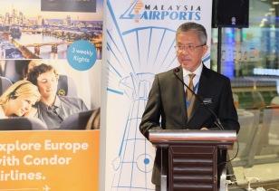 Malaysia Deputy Transport Minister