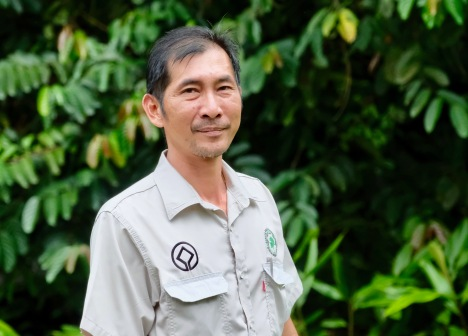 Jeffrey Simun - Operation Manager - Borsamulu - Mulu National Park