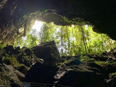 Wind Cave - Mulu - Sarawak
