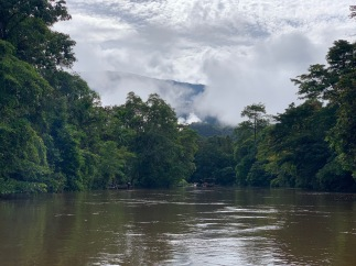 River at Mulu