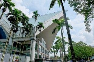 Istana Budaya exterior