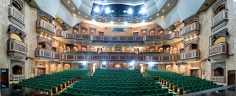 Istana Budaya main theatre - interior