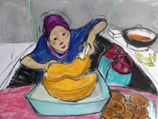 Ron Galimam - Peanut butter pancakes