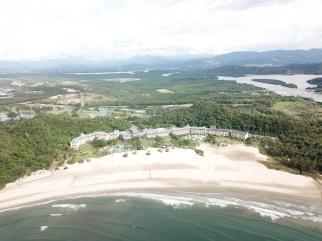 Rasa Ria resort and beach