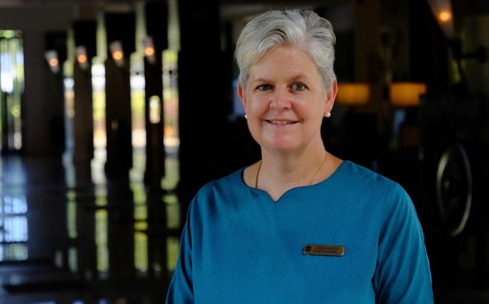 Fiona Hagan, Genreal Manager - Shangri-La Rasa Ria Resort