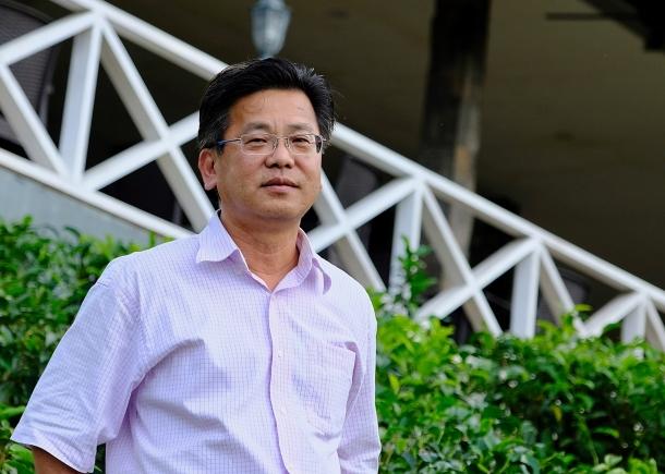 Ismail Martin Kong, General Manager, Sabah Tea Gardens