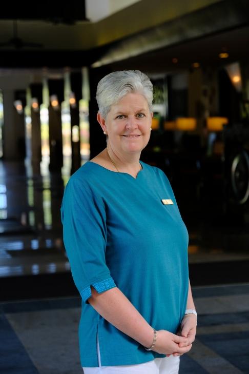 Fiona Hagan, General Manager, Rasa Ria Resort, Sabah