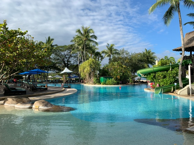 Main pool at Rasa Ria Resort