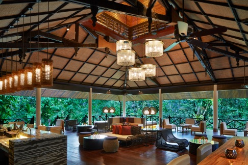 River Bar, Mulu Marriott resort & spa