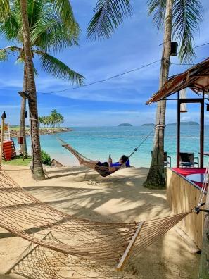 Sutera Harbour Resort - beach