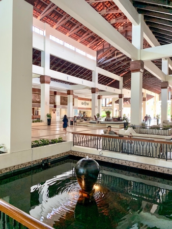 Sutera Harbour Resort - Magellan lobby