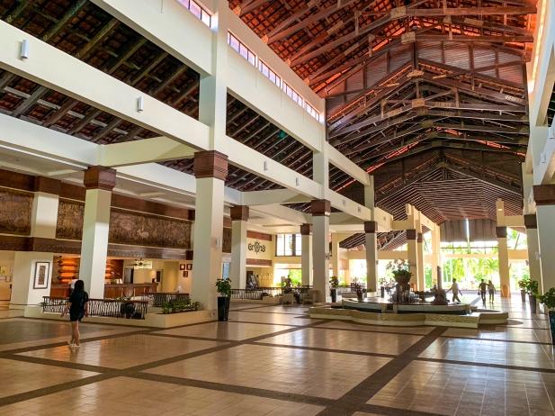 Sutera Harbour Resort - Magellan lobby