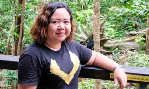 Gloria Ganang – Environmental Education Officer - Bornean Sun Bear Conservation Centre