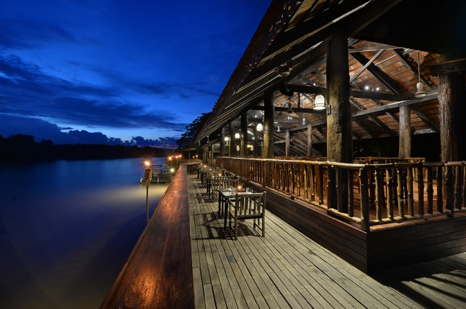 Sukau Rainforest Lodge extra 43