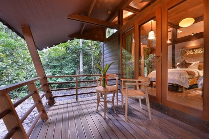 Sukau Rainforest Lodge extra 47